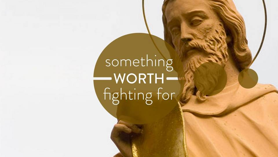 Jude: Something Worth Fighting For
