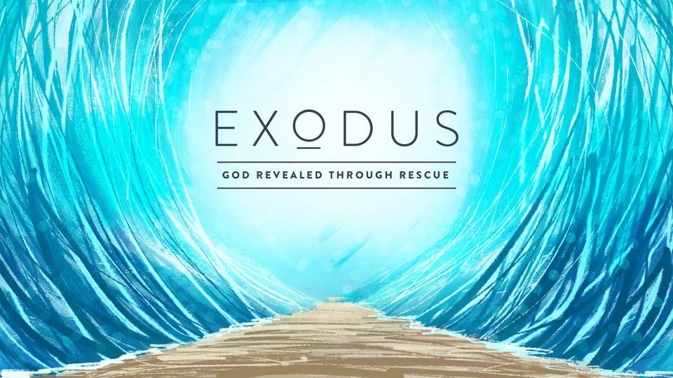 Exodus: God revealed through rescue