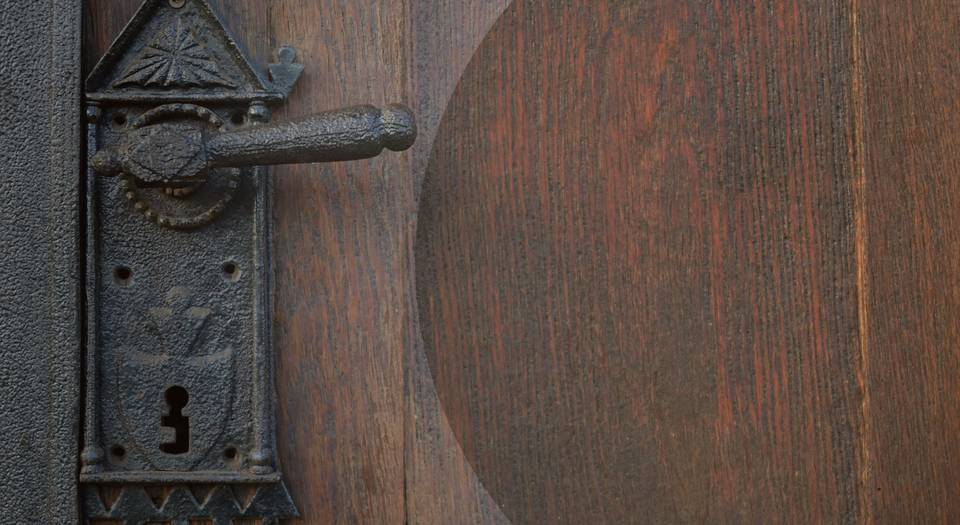 He's at the Door: Loving God with your Money