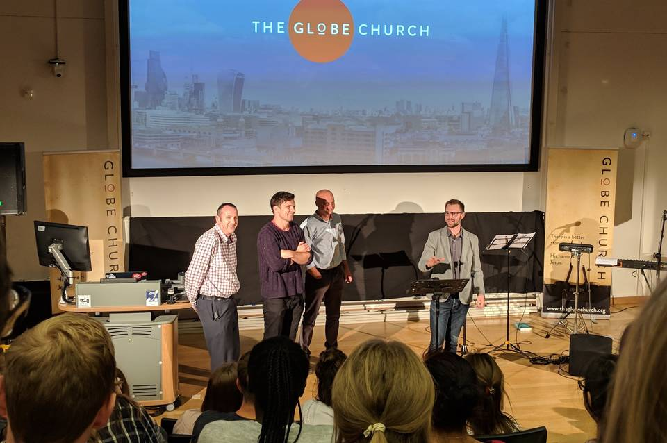 Getting to know Jonny Miller and the role of the eldership