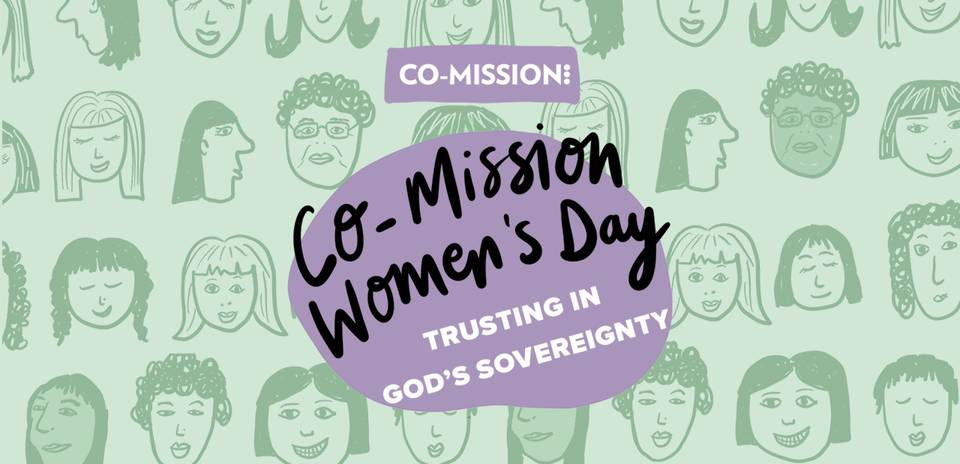 Reflections on Co-Mission Women's Day 2021